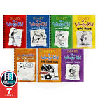 Jeff Kinney Diary of a Wimpy kid collection (The Long Haul) 7 Books Set