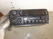 AM FM Cassette Infinity Stereo 04 05 06 Chrysler Sebring LXI & Convertible