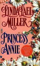 Princess Annie, Linda Lael Miller, Good Condition, Book