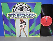 Grosses Tanzorchestra Stan Brenders Swing tanzen verboten D '77 Telefunken M- LP
