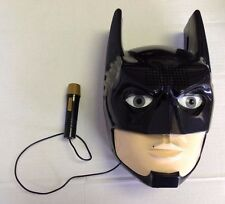 Batman Cassette Player and Recorder with Microphone   1995