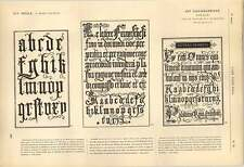 1863 ejemplares de letras francesa charlesviii concatenación aseado extremidades arte