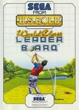 WORLD CLASS LEADER BOARD         ----   pour SEGA MASTER SYSTEM  // BE-JA