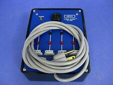 IMTEC Acculine Chem-Miser MCU Master Control Unit Model 501, 20-00-0400, Used