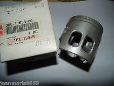 PISTON NU NEUF ORIGINE YAMAHA IT 175 (1980-1981) COTE +1.00 REF.3R6-11638-00