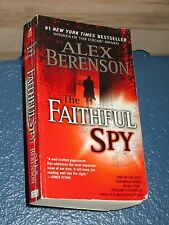 The Faithful Spy by Alex Berenson *FREE SHIPPING*  9780515144345