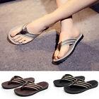 Herren Sommer Sport Strand Flip Flops Hausschuhe Schuhe Sandalen Schuhe