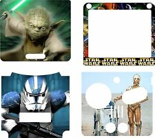 Sticker STAR WARS en Vinyle pour nintendo Gameboy SP VENDEUR BRITANNIQUE