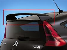 CITROEN C4 COUPE 2004 - 2010 3D 3 DOORS REAR ROOF SPOILER / TAILGATE NEW