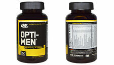 2 x Optimum Opti-Men, 150 Tablets Men Multi Vitamin Healthy Male Cheap SALE!!