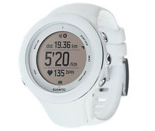Suunto Ambit3 Sport White GPS Watch - For Run, Cycle & Swim - SS020683000