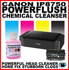 Canon IP8750 Printer Head Cleaner - Nozzle Cleanser: Streaky Print Fix