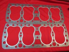 1938-42 Ford 24 stud flathead GraphTite head gaskets PAIR 91A-6051-GT