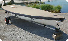 Custom Exact Fit LASER Sail Boat OEM Vanguard V-15 Deck Cover 5 Yrs Warranty