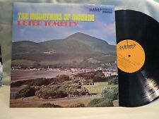 Peter Tomelty - The Mountains Of Mourne, UK LP, Outlet Recording, Irish folk