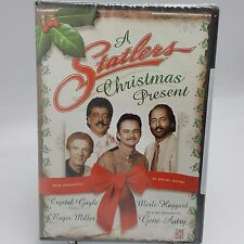 Statlers Christmas Present DVD Statler Brothers Merle Haggard 1985 Time Life New