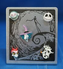 Disney Nightmare Before Christmas Metal Photo Frame with Magnets NIB