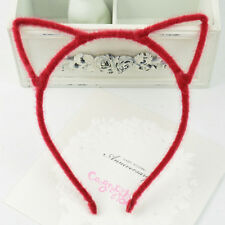 Coloful Headwear Cat Ear Hair Band for Girls Women Children Hair Accessories EFC