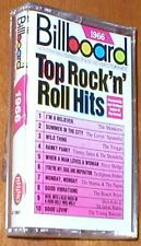 Billboard Top Rock 'n' Roll Hits - 1966 ~ New Cassette with 10 Tracks of Music