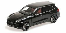 PORSCHE CAYENNE TURBO S - 2012 - BLACK METALLIC L.E. 1/1500 - 1/18 - MINICHAMPS