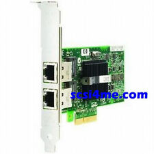 HP NC360T PCI Express Dual Port GigaBit Server Adapter 412648B21 412648-B21.
