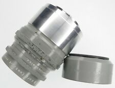 Wollensak Fastax Pro Raptar 75mm f2.3 Military Grey Nikon SLR mount  #C77277