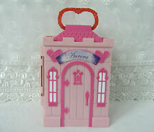 Aurora Disney Princess Carry Playset Castle with Polly Pocket Size Figure