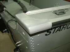 Starcraft Boat Transom End Cap STARBOARD side (RIGHT) - Urethane