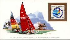 WORLD OF SPORT / MONDE DU SPORT / LA VOILE / LE HOBIE CAT / POLYNESIE
