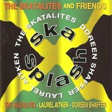 Ska Splash von The & Friends Skatalites (2013) CD Neu!