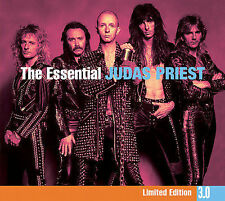 The Essential Judas Priest 3.0 Judas Priest MUSIC CD
