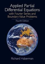 Applied Partial Differential Equations (4th Edition), Haberman, Richard, Good Bo