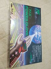 Pax Power Glove Sealed Japan Nintendo