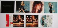 MARIAH CAREY Japan LIMITED EDITION picture CD + CALENDAR CARDS remix OBI rare!