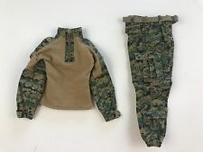 USMC Marine 2nd MEB Helmand Province MARPAT Uniform 1/6th Scale - Soldier Story