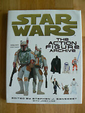 Star Wars. The action figure archive. Par Stephen J. Sanswett