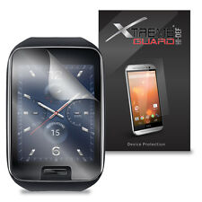 6-Pack HD XtremeGuard HI-DEF Screen Protector Skin For Samsung Gear S Smartwatch