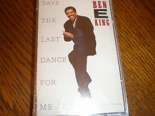 Ben E King CASSETTE Save The Last Dance For Me