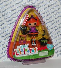 NIP Mini Lalaloopsy CANDY BROOMSTICKS w/Pet 2011 Halloween Target Exclusive