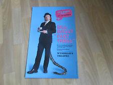 Bill BAILEY  Part Troll  Show  WYNDHAMS Theatre Original Poster