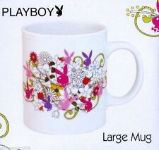 Playboy Large Sketch Design Mug New & Boxed