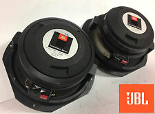 "JBL 2123H Midrange 10"" 8-ohm Speaker PAIR Tested, Close DCRs: 4.0 / 4.1 - 10349"