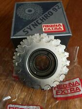 Regina Extra Synchro 92 Freewheel 7 Speed 16 - 22 NOS NIB for Campgnolo