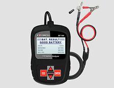 BT100 12V LCD Auto Digital Batterietester Analysen Diagnostisches Werkzeug