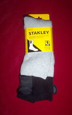 Stanley Electric Battery Power Operated Heated Thermal Socks Men's Work Hunting
