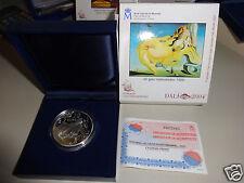 manueduc  ESTUCHE 10 Euros 2004 Dali PROOF El Gran Masturbador