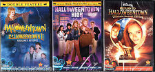 Halloweentown DVD Lot 1 2 3 4 Kalabar's Revenge High Return to 4 movie set NEW