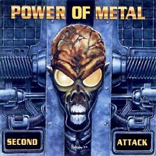 V/A - Power Of Metal - Second Attack CD