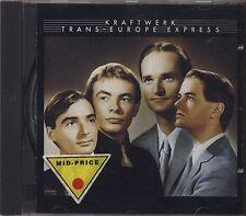 KRAFTWERK - Trans-europe express - CD 1987 NEAR MINT CONDITION