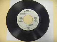 BILLY BURNETTE what's a little love between friends PROMO POLYDOR 45